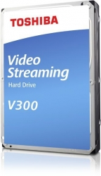 Жесткий диск Toshiba SATA-III 3Tb HDWU130UZSVA Video Streaming V300 (5940rpm) 64Mb 3.5