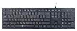 Клавиатура Oklick 520M2U черный USB slim Multimedia