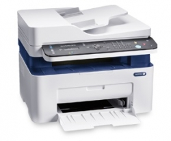 МФУ лазерный Xerox WorkCentre WC3025NI (3025V_NI) A4 Net WiFi белый/синий