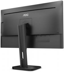 Монитор AOC 27 Professional 27P1 черный IPS LED 4ms 16:9 DVI HDMI M/M матовая HAS Pivot 1000:1 250cd 178гр/178гр 1920x1080 D-Sub DisplayPort FHD USB 6.6кг