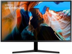 Монитор Samsung 31.5 U32J590UQI темно-серый VA LED 16:9 HDMI матовая 3000:1 270cd 178гр/178гр 3840x2160 DisplayPort Ultra HD 8.3кг