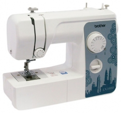 Швейная машина Brother LX-1400 белый