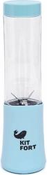 Блендер стационарный Kitfort КТ-1311-2 150Вт голубой