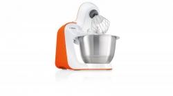 Кухонный комбайн Bosch MUM54I00 белый/оранжевый