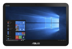 Моноблок Asus V161GAT-BD031D 15.6  HD Touch Cel N4000 (1.1)/4Gb/500Gb 5.4k/CR/Endless/GbitEth/WiFi/BT/Cam/черный 1366x768