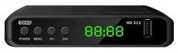 Ресивер DVB-T2 Сигнал Эфир HD-215