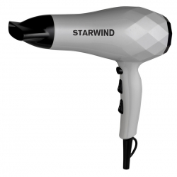 Фен Starwind SHT6101 серый