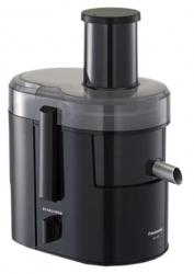 Соковыжималка центробежная Panasonic MJ-SJ01KTQ 800Вт рез.сок.:1500мл. черный