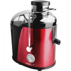 Соковыжималка центробежная Scarlett SC-JE50S15 850Вт рез.сок.:350мл. красный