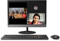 Моноблок Lenovo V130-20IGM 19.5 HD P J5005/4Gb/500Gb 7.2k/CR/Windows 10 Home/WiFi/BT/клавиатура/мышь/черный
