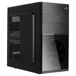 Корпус Aerocool CS-105 черный без БП mATX 1x120mm 1xUSB2.0 1xUSB3.0 audio