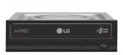 Привод DVD-RW LG GH24NSD5 черный SATA внутренний