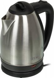 Чайник электрический Sinbo SK 7334 1.8л. 2200Вт серебристый (корпус: нержавеющая сталь/пластик)