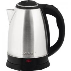 Чайник электрический Scarlett SC-EK21S26 серебристый
