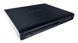 Плеер DVD Hyundai H-DVD220 черный ПДУ