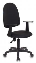 Кресло Бюрократ CH-1300/T-15-21 черный Престиж+