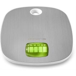 Весы кухонные электронные Polaris PKS 0539DMT макс.вес:5кг белый