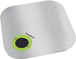 Весы кухонные электронные Endever Skyline KS-531 макс.вес:5кг серебристый