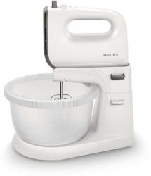 Миксер стационарный Philips HR3745 450Вт белый/серый