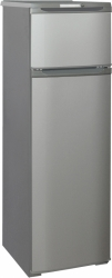 Холодильник Бирюса Б-M124 нержавеющая сталь (двухкамерный)