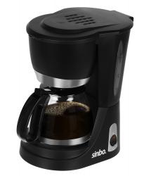 Кофеварка капельная Sinbo SCM 2952 650Вт черный