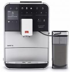 Кофемашина Melitta Caffeo F 850-101 1450Вт серебристый/черный