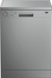 Посудомоечная машина Beko DFN05W13S серебристый (полноразмерная)