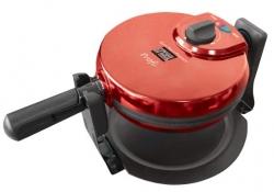 Вафельница GFgril Waffle Pro GF-020 черный/красный