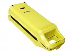 Вафельница Kitfort KT-1611 640Вт желтый/черный