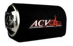 Сабвуфер автомобильный ACV BTA-10 100Вт активный (25см/10