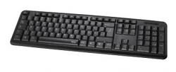 Клавиатура Hama Verano механическая черный USB slim