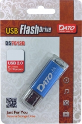 Флеш Диск Dato 8Gb DS7012 DS7012B-08G USB2.0 синий