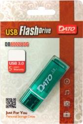 Флеш Диск Dato 16Gb DB8002U3 DB8002U3G-16G USB3.0 зеленый