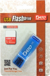 Флеш Диск Dato 16Gb DB8002U3 DB8002U3B-16G USB3.0 синий