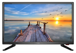 Телевизор LED Hyundai 22 H-LED22ET2001 черный/FULL HD/60Hz/DVB-T2/DVB-C/DVB-S2/USB (RUS)