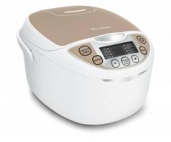 Мультиварка Moulinex MK706A32 5л 750Вт белый/бежевый