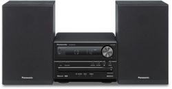 Микросистема Panasonic SC-PM250EE-K черный 20Вт/CD/CDRW/FM/USB/BT