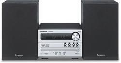 Микросистема Panasonic SC-PM250EE-S серебристый 20Вт/CD/CDRW/FM/USB/BT