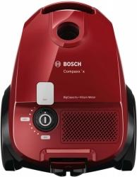 Пылесос Bosch BZGL2A310 600Вт красный/черный