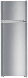 Холодильник Liebherr CTel 2931 нержавеющая сталь (двухкамерный)