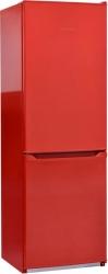 Холодильник Nordfrost NRB 139 832 красный (двухкамерный)