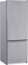 Холодильник Nordfrost NRB 137 332 серебристый (двухкамерный)