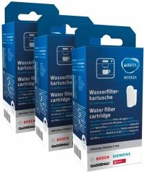Водяной фильтр для кофемашин Bosch 17000706 (упак.:3шт)