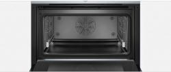 Духовой шкаф Электрический Bosch CSG656RS7 нержавеющая сталь/черный