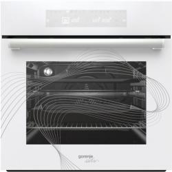 Духовой шкаф Электрический Gorenje BO758KR белый/рисунок