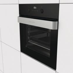 Духовой шкаф Электрический Gorenje BO737ORAB черный/нержавеющая сталь