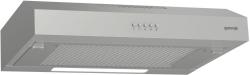 Вытяжка встраиваемая Gorenje WHU629EX/S нержавеющая сталь управление: кнопочное (1 мотор)