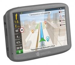 Навигатор Автомобильный GPS Navitel N500 MAG 5  480x272 8Gb microSD черный Navitel