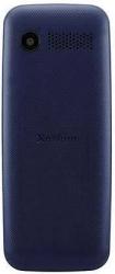 Мобильный телефон Philips E125 Xenium синий моноблок 2Sim 1.77 128x160 0.1Mpix GSM900/1800 GSM1900 MP3 FM microSD