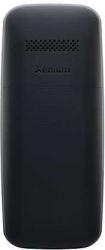 Мобильный телефон Philips E109 Xenium черный моноблок 2Sim 1.77 128x160 GSM900/1800 MP3 FM microSD max16Gb